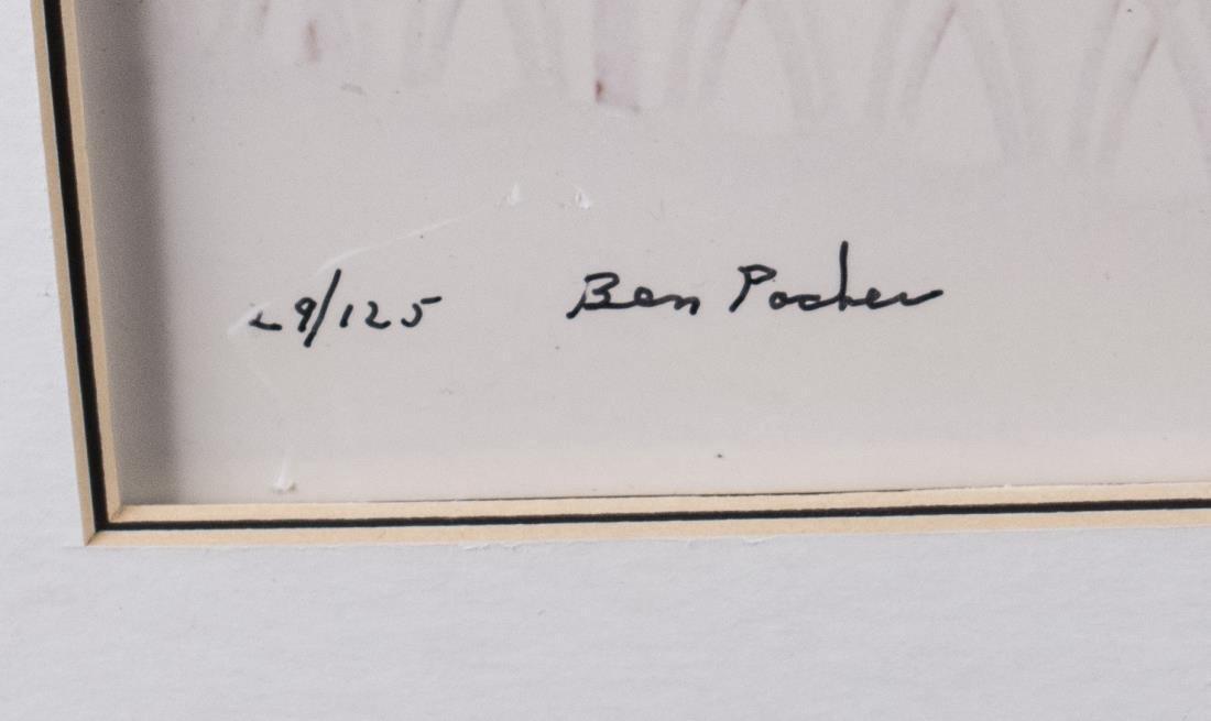 Ben Pocher (American, 20th Century) - 2