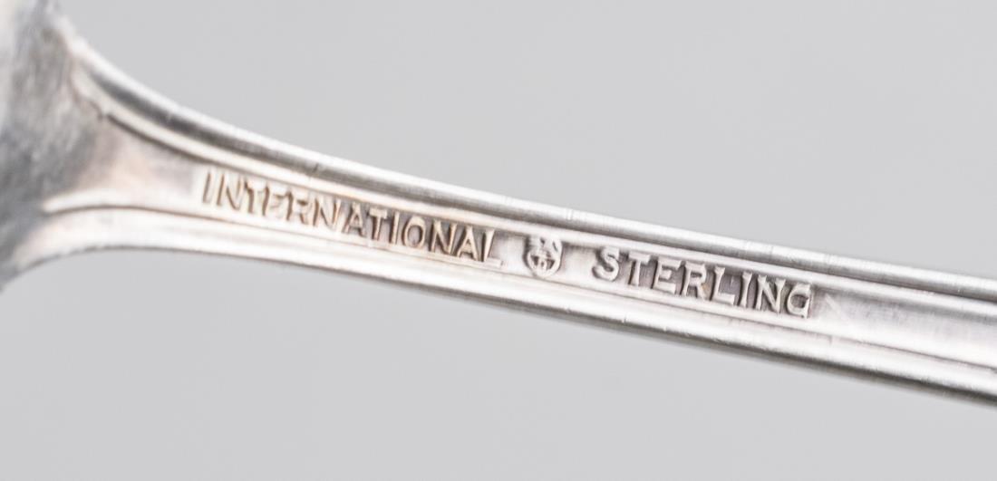 International Sterling Silver Flatware - 3