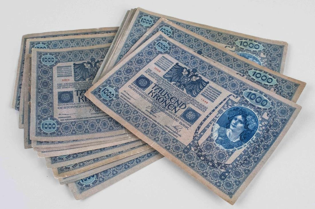 Group of Austrian Currency