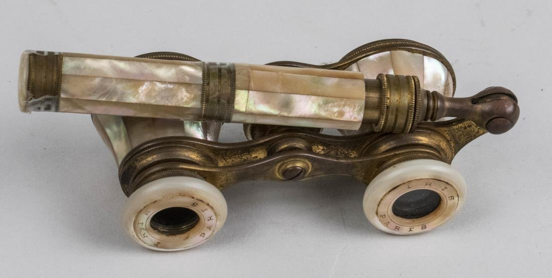 Mother of Pearl Opera Glasses - 3