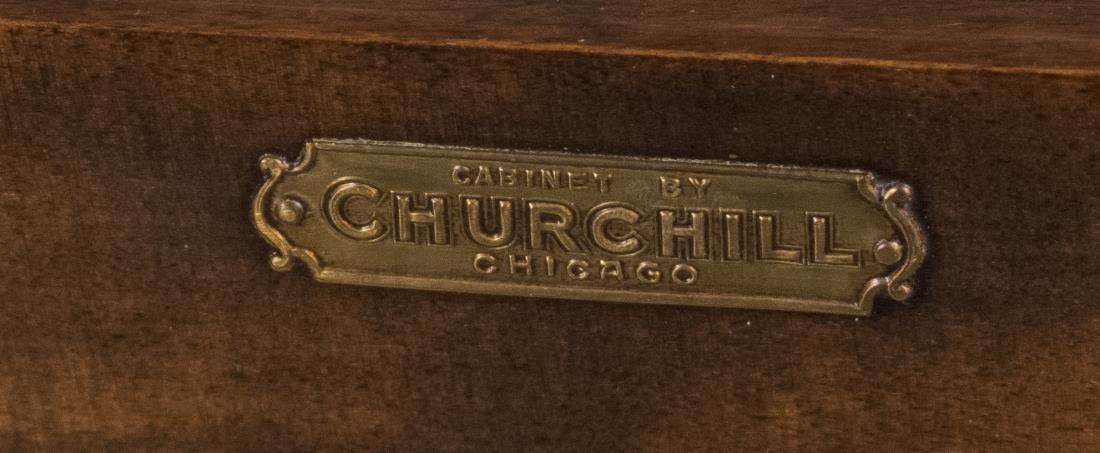 Churchill Disc Graphophone with Horn - 4