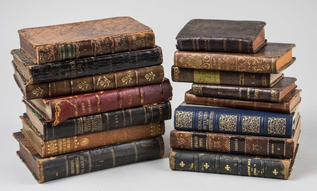Miscellaneous Group of Books