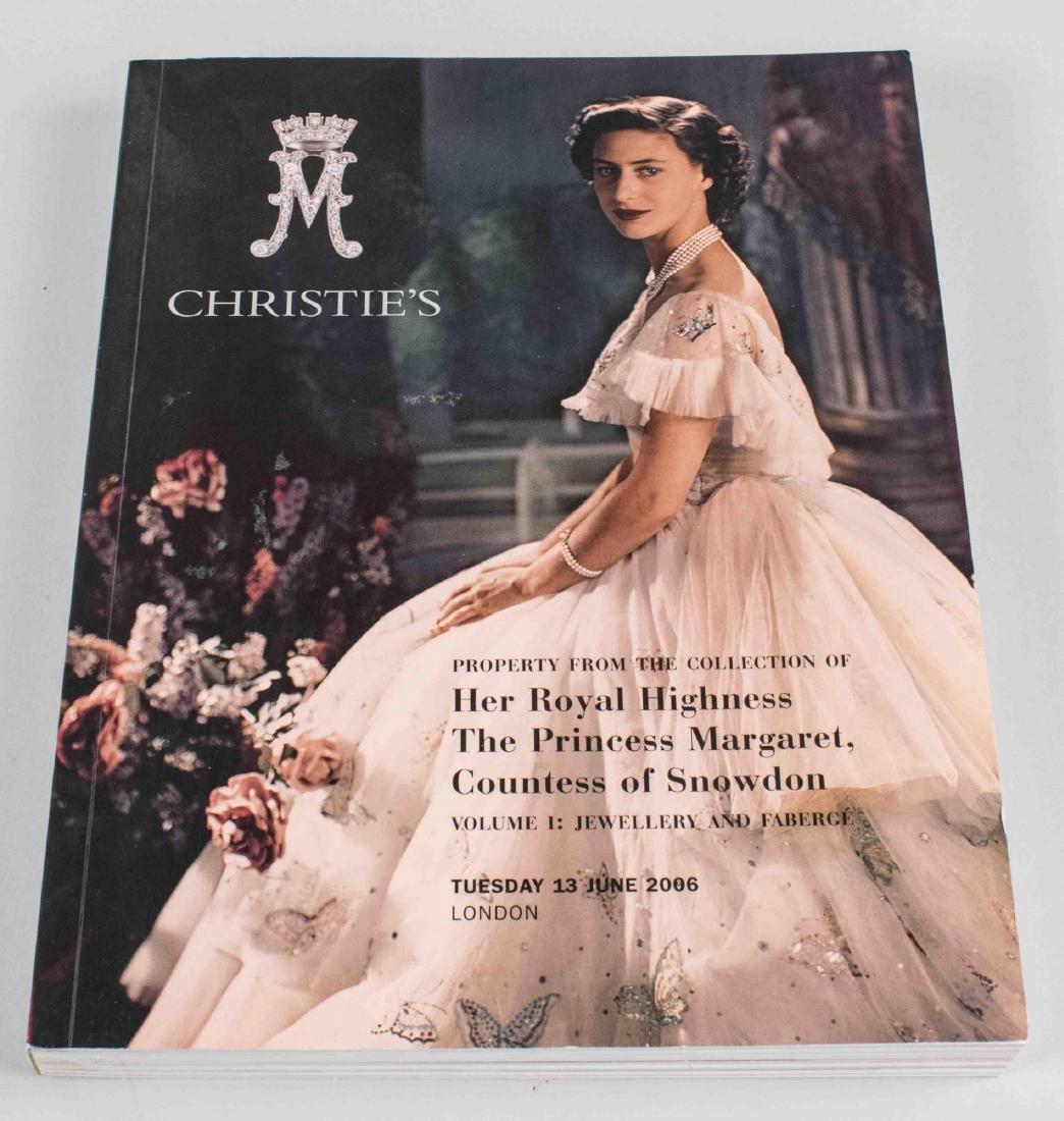Christie's H.R.H. Princess Margaret Auction