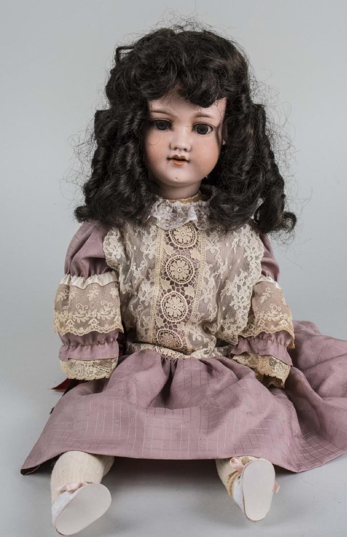 Armand Marseille Porcelain Head Doll