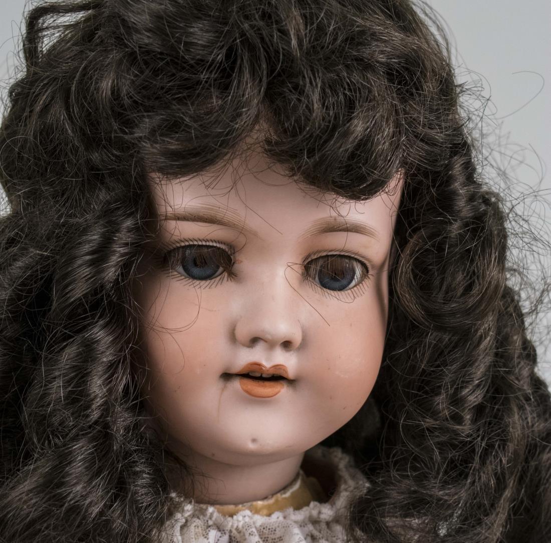 Armand Marseille Porcelain Head Doll - 2