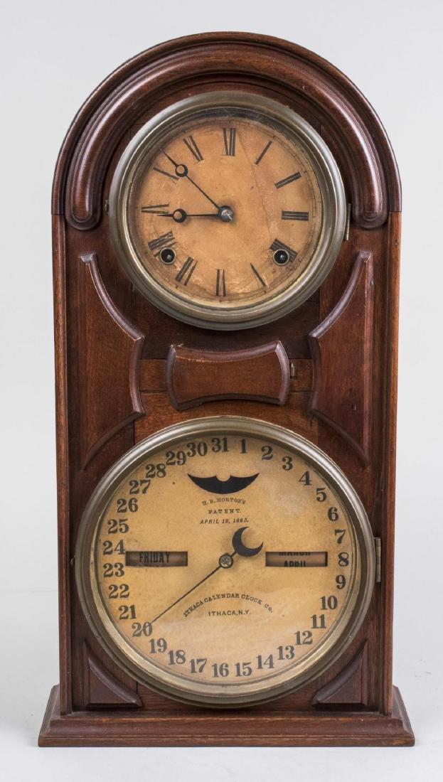 Ithaca Calendar Clock
