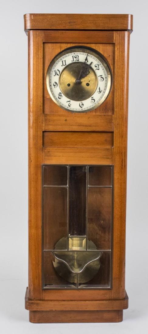 German Box  Clock