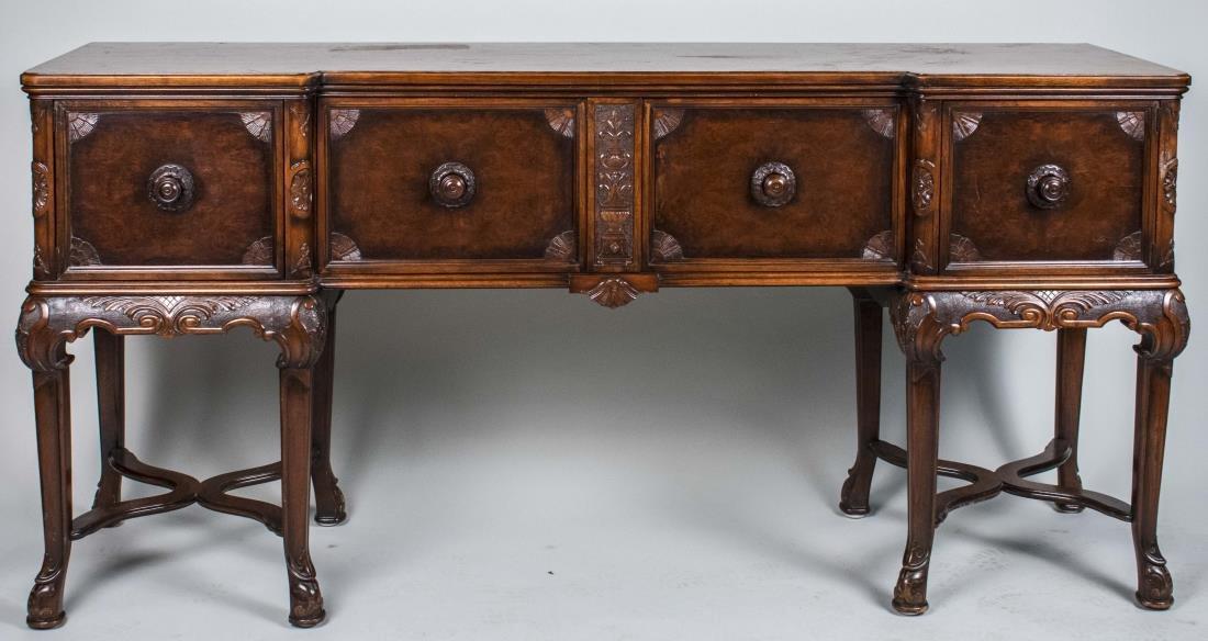 Butler Furniture Fruitwood Sideboard
