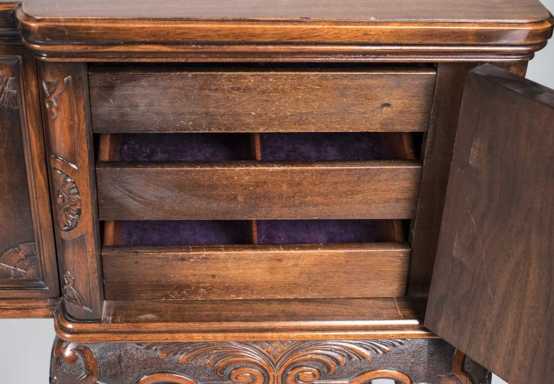 Butler Furniture Fruitwood Sideboard - 3