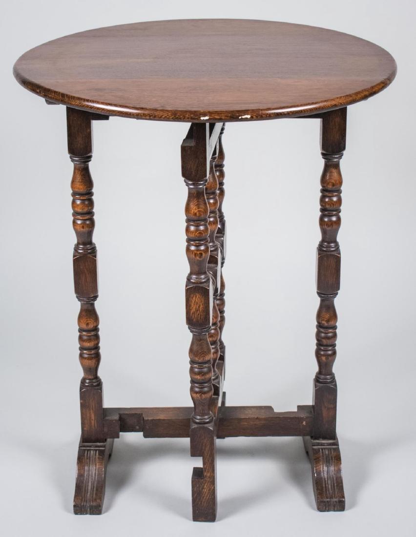 Gate Leg Table - 2