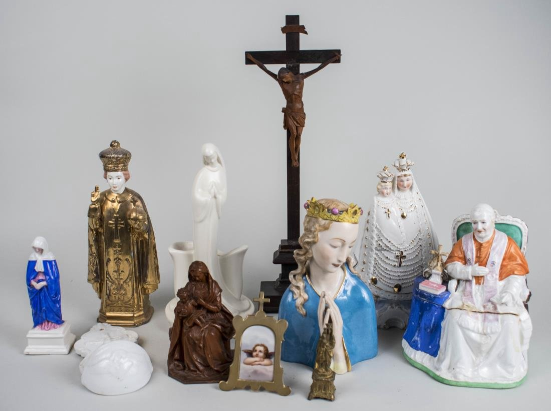 Group of Religious Figures