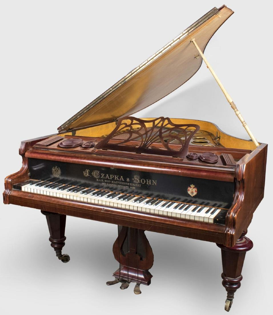 J.Czapka & Sohn Grand Piano