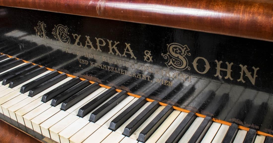 J.Czapka & Sohn Grand Piano - 4