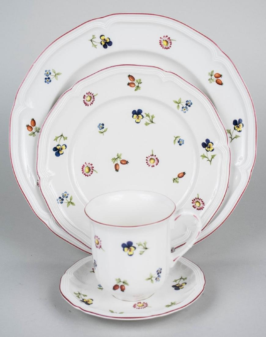 Villeroy & Boch Porcelain Dinner Set