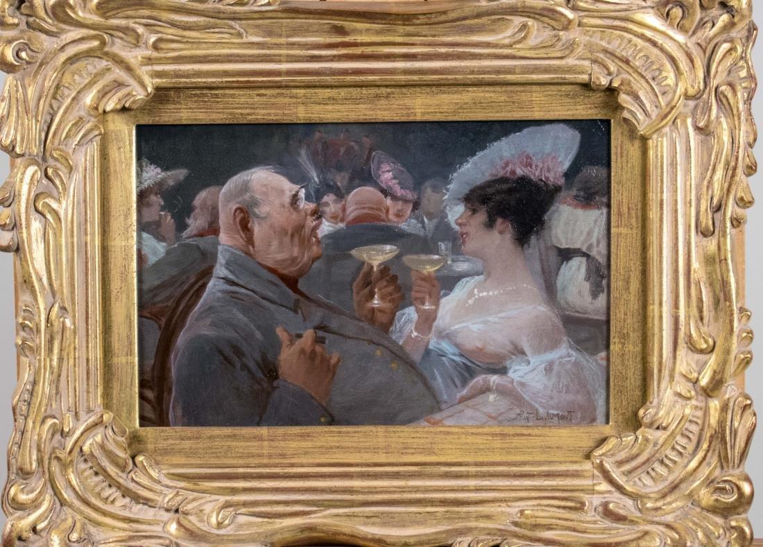 Henri Privat-Livemont (Belgian, 1861-1936)