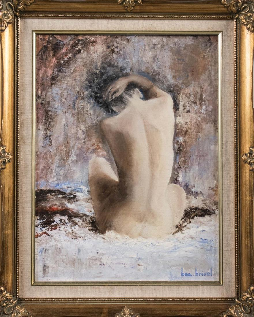 Portrait of Nude Woman (20th Century)