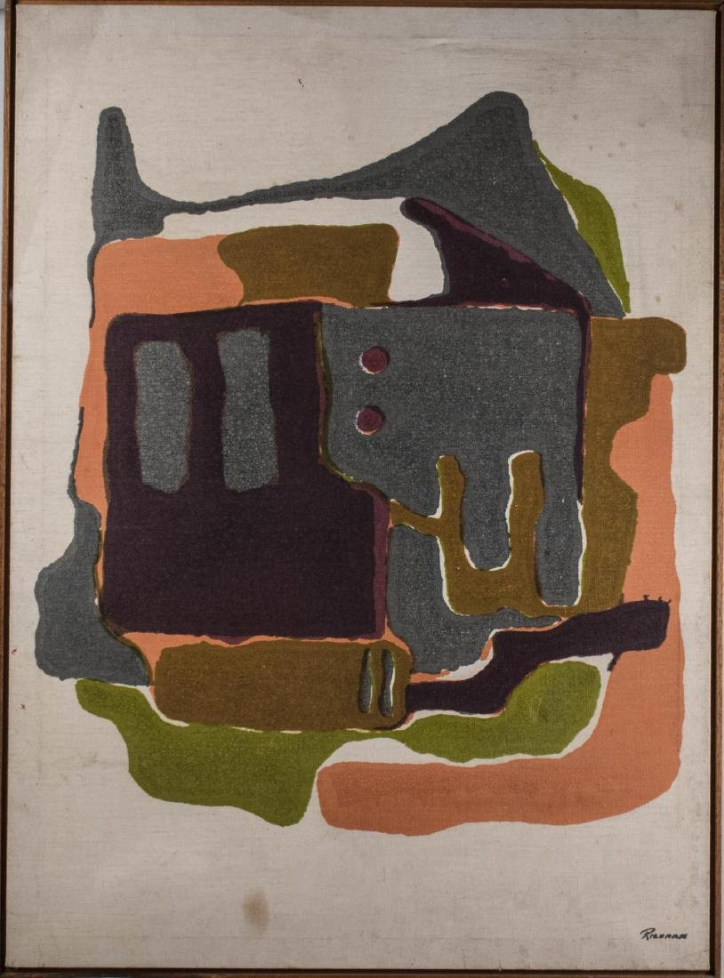 Abstract Painting (20th Century)