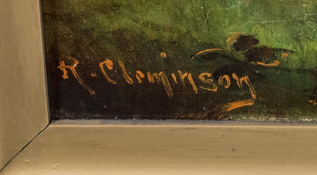 Robert Cleminson (British, 1844-1903) - 3