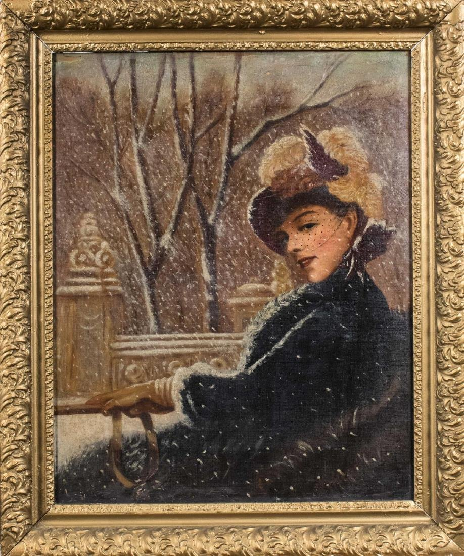 19th Century Scene Paintings - 2