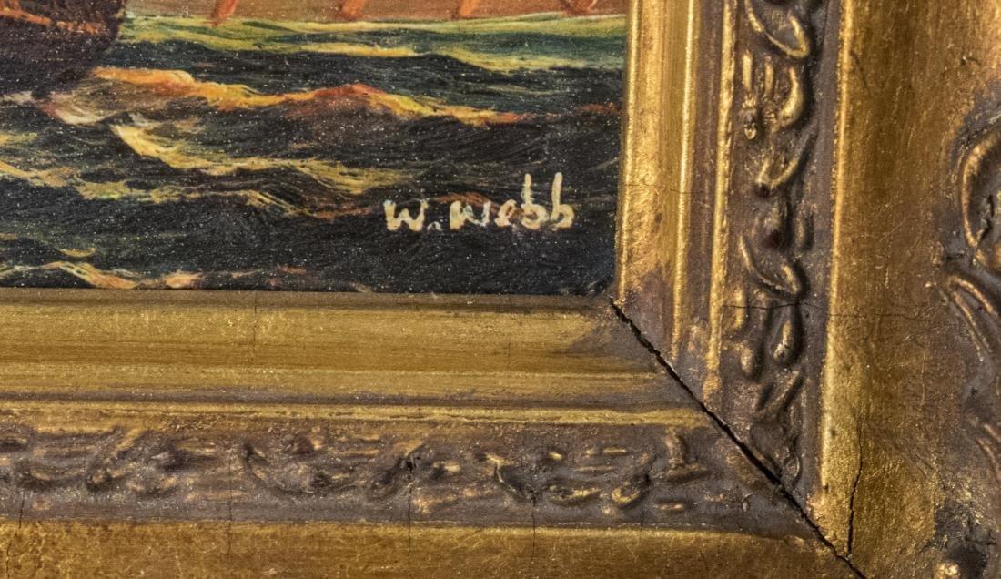 W. Webb (Early 20th Century) - 2