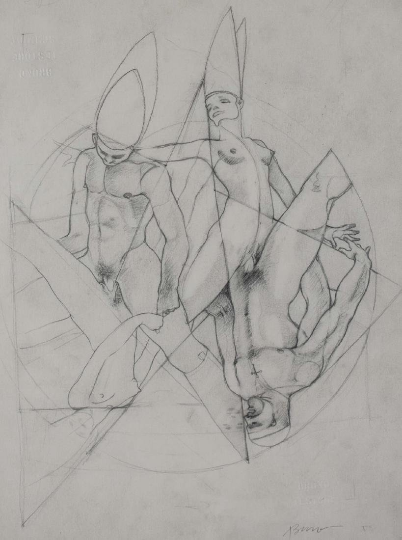 Bruno Testore Schmidt (Brazilian, b. 1954) - 2