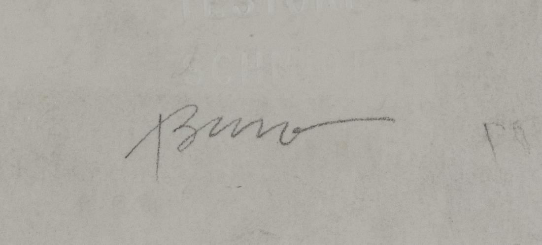 Bruno Testore Schmidt (Brazilian, b. 1954) - 3