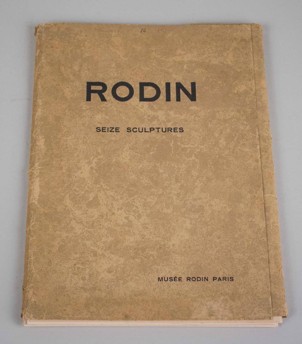 Souvenir Rodin Portfolio