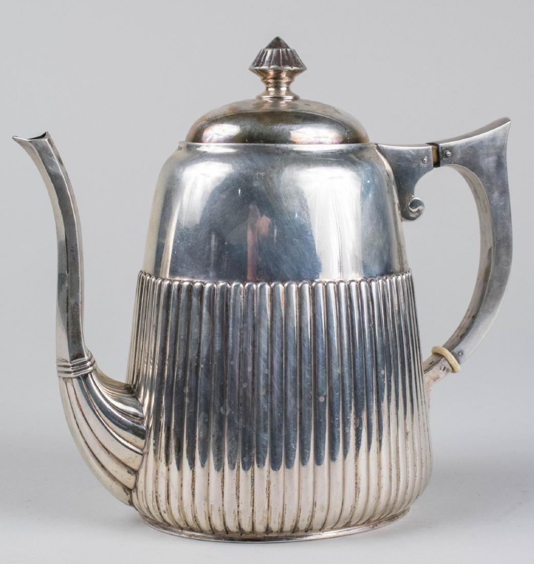 Swedish Silver Coffee Pot