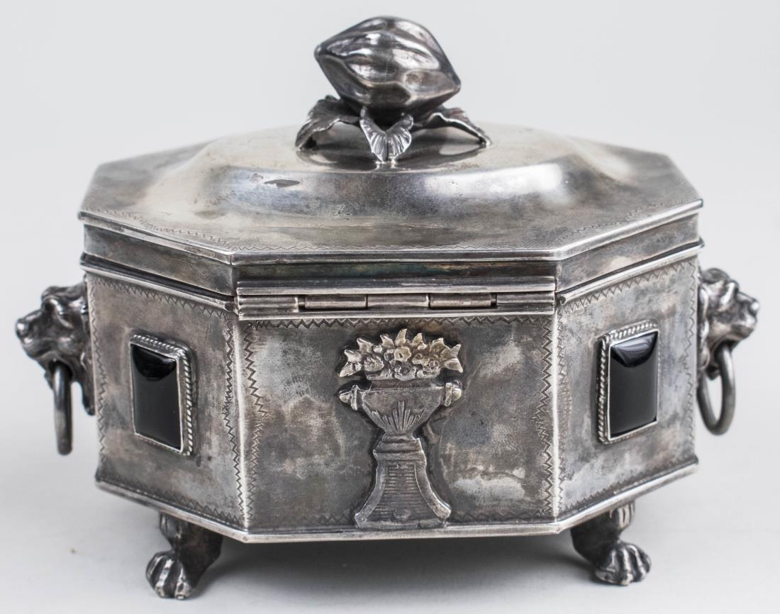Russian / Polish Silver Etrog   * - 3