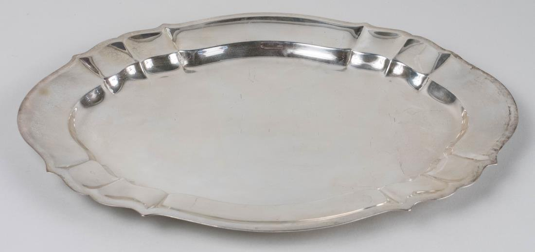 Gorham Sterling Silver Meat Tray