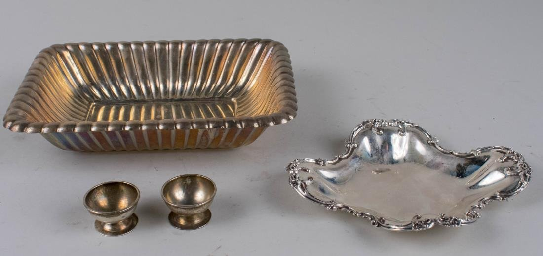Group of Sterling Silver Articles
