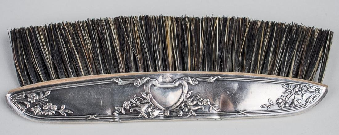 Group of Sterling Silver Dresser Brushes - 2