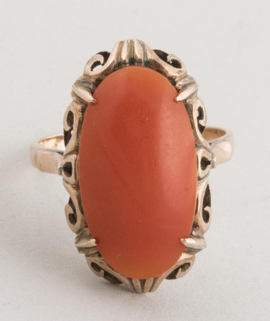 Coral Ring   *