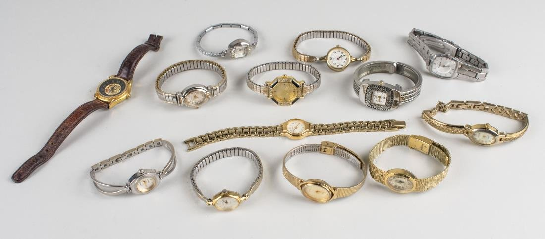 Group of Wristwatches