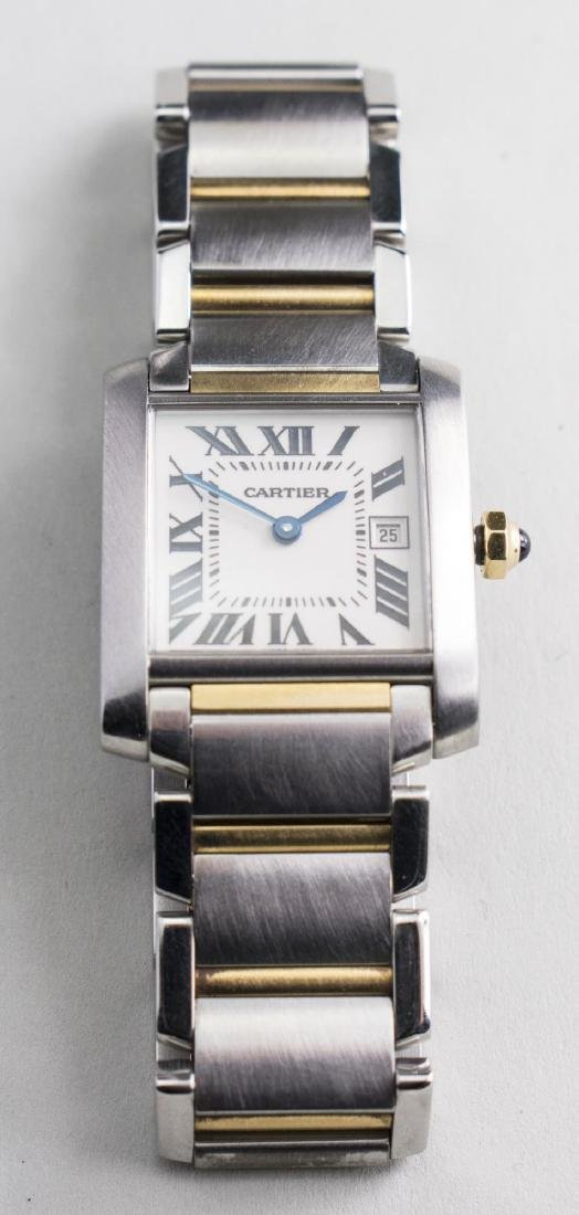 Cartier Tank Solo Wristwatch   *