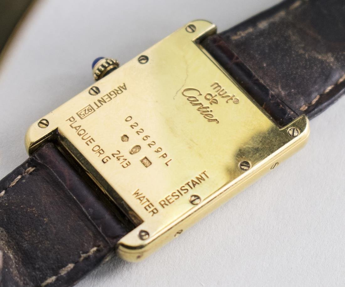 Vintage Cartier Tank Watch   * - 2