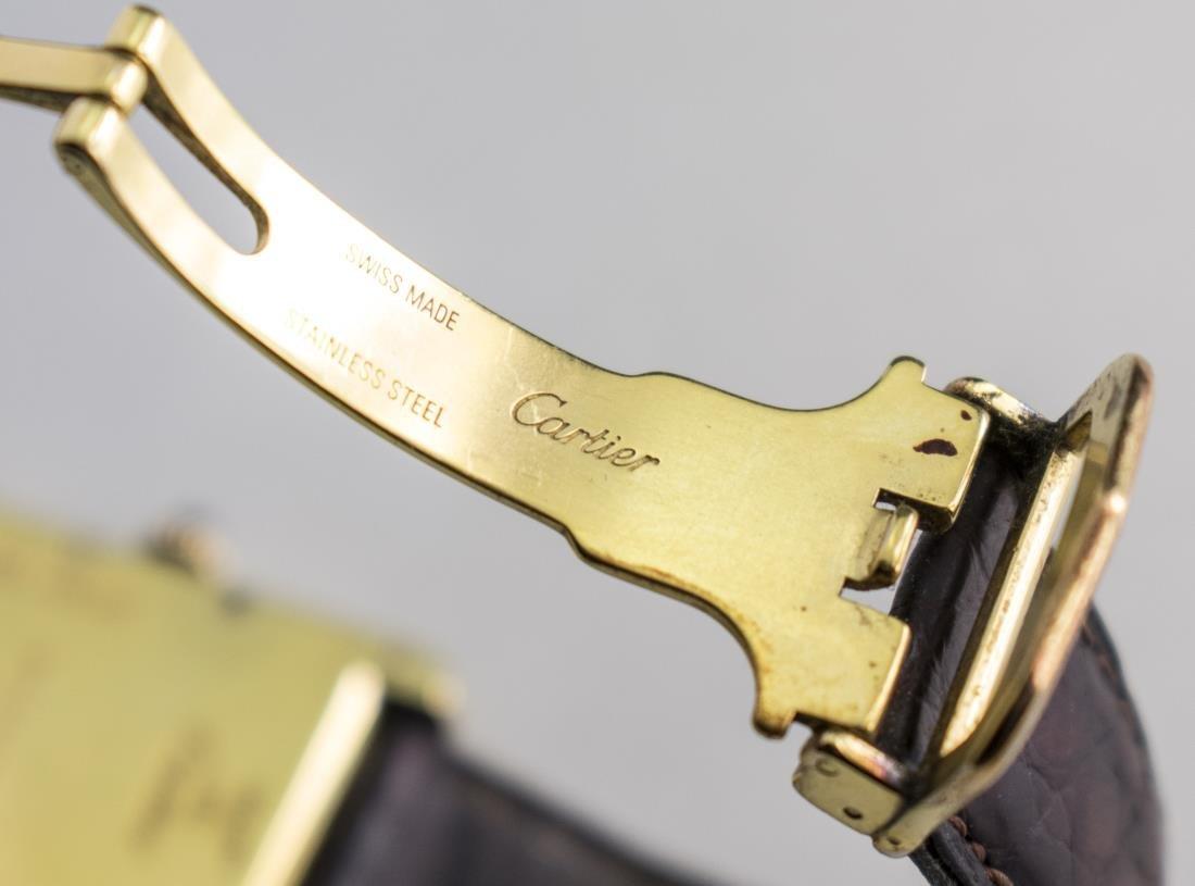 Vintage Cartier Tank Watch   * - 3