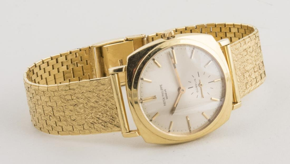 Patek Philippe Gold Watch