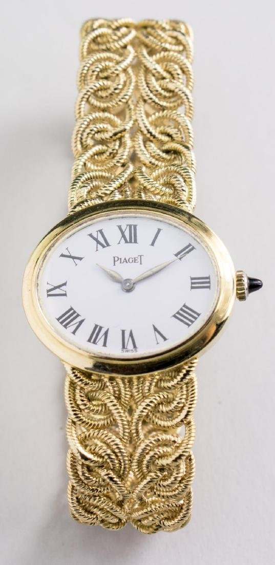 Piaget Lady's Gold Watch   *