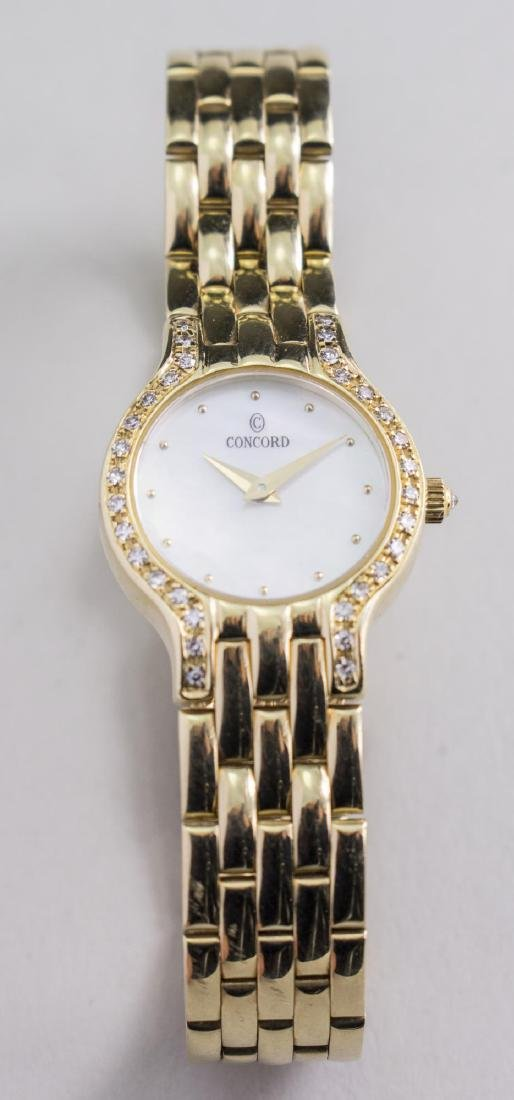 Concord Lady's Gold  Watch