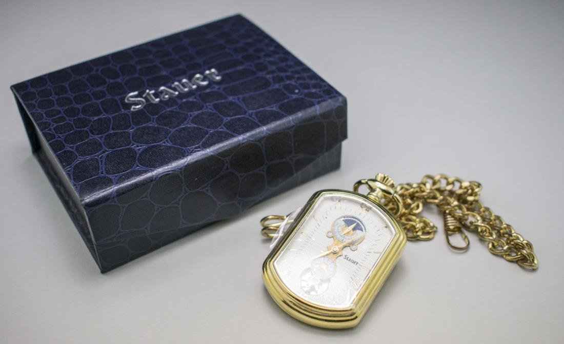 Stauer Pocketwatch