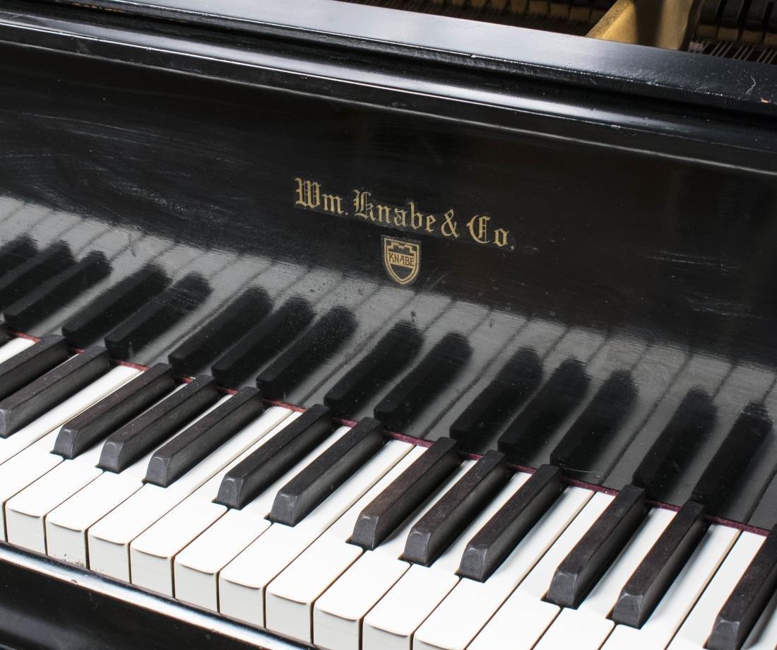 Knabe Baby Grand Piano - 2