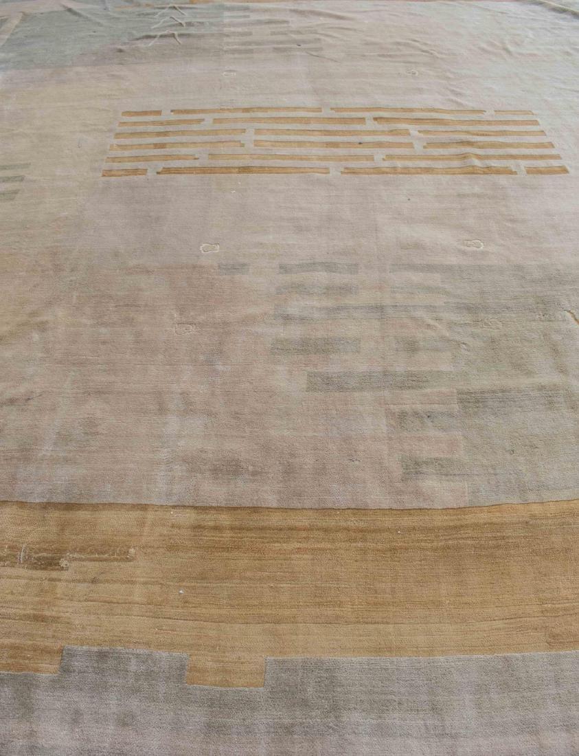 French Art Deco Carpet - 2