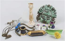 Miscellaneous Group of Decorative Articles