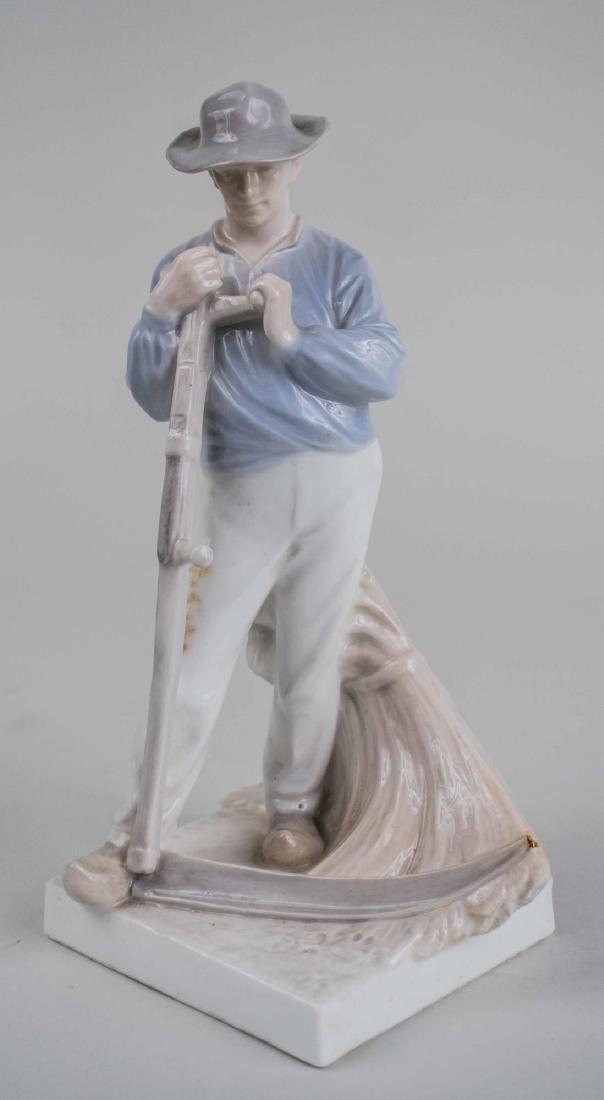 Royal Copenhagen Porcelain Figure