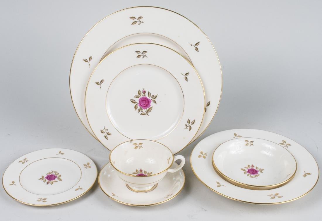 Lenox Porcelain Dinner Service