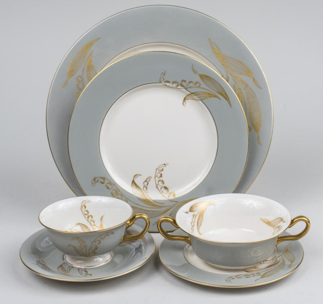 Castleton Porcelain Dinner Service