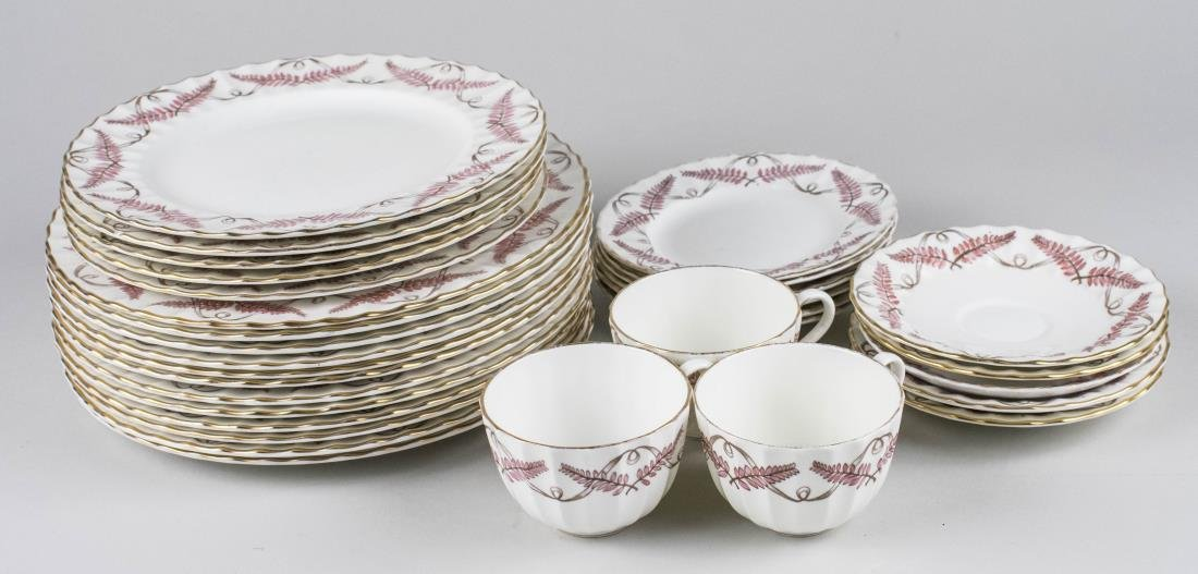 Royal Worcester Partial Dinner Service
