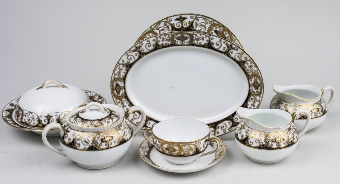 Noritake Porcelain Dinner Service