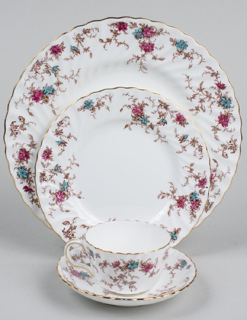 Minton Porcelain Dinner Service